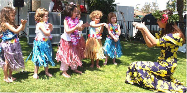 hula danceparty